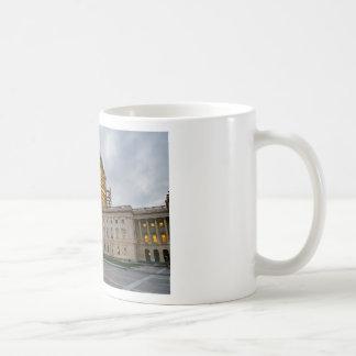 US Capitol Building at Dusk Coffee Mug
