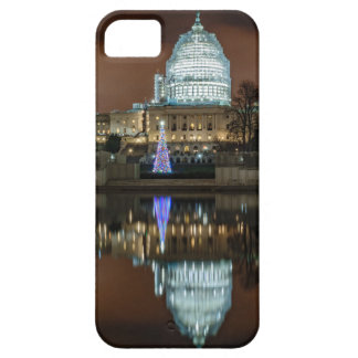 US Capitol Building at Night Case For The iPhone 5