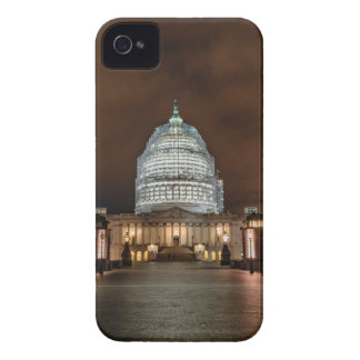 US Capitol Building at Night Case-Mate iPhone 4 Cases