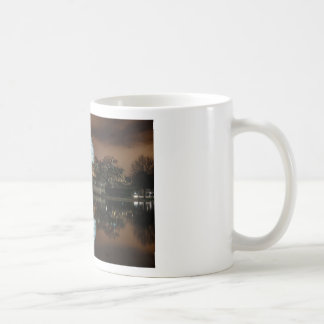 US Capitol Building at Night Coffee Mug