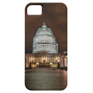 US Capitol Building at Night iPhone 5 Case