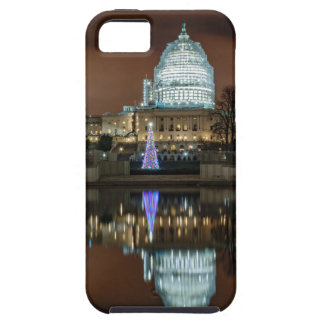 US Capitol Building at Night iPhone 5 Covers