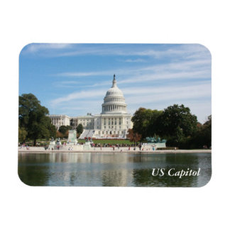 US Capitol Building Magnet