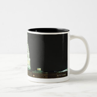 US Capitol Building, United States Congress, Two-Tone Coffee Mug