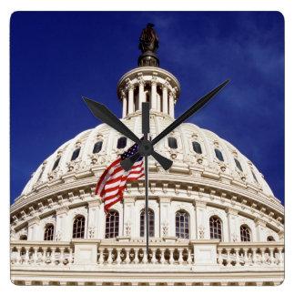 US capitol building, Washington DC Wallclock