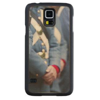 US Civil War-era Marines, military Maple Galaxy S5 Case