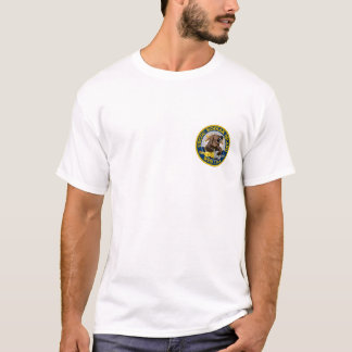 US Coast Guard Boat Kodiak Island T-Shirt