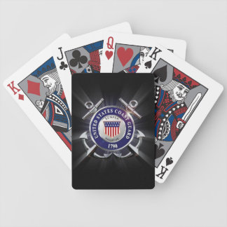 US COAST GUARD DECK OF CARDS