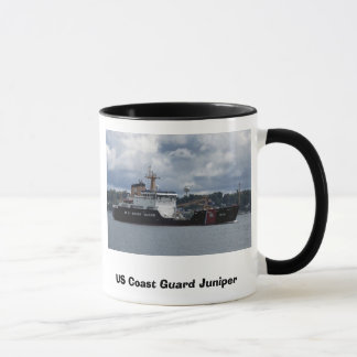 US Coast Guard Juniper Mug