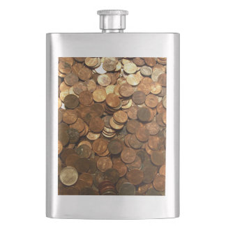 US COINS FLASK