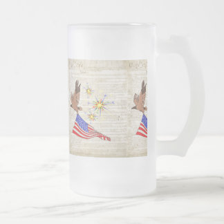 US Constitution Beer Mugs