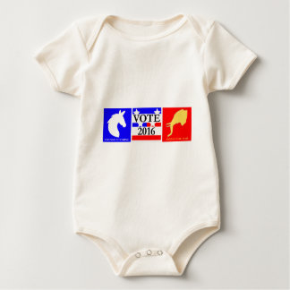 US Election 2016  Apparel Baby Bodysuit