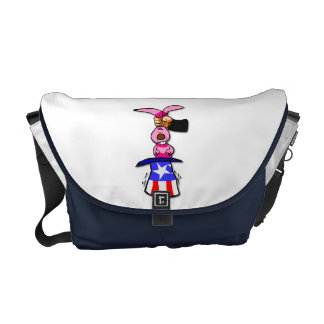 US Election Messenger Bag