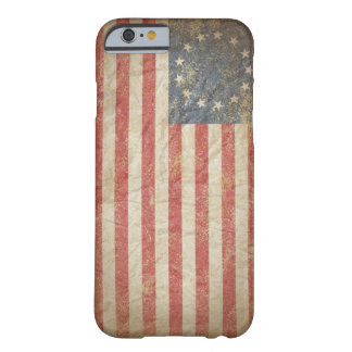 US Flag 1776 Barely There iPhone 6 Case
