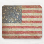 US Flag 1776 Mouse Pad