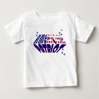 US Flag American Patriot kids Tee Shirts