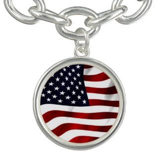 US Flag Bracelets