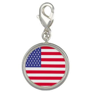 US Flag Charms
