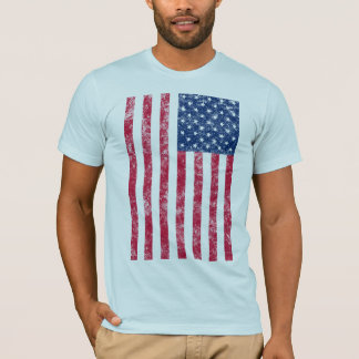 US Flag (damaged) Shirt