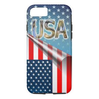 US Flag iPhone 7 Case