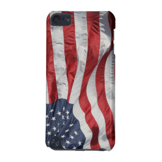 us flag iPod touch 5G case