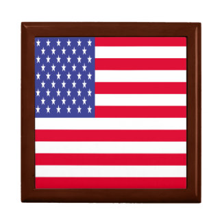 US Flag Jewelry Boxes