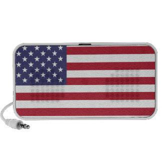 US Flag Mini Speakers
