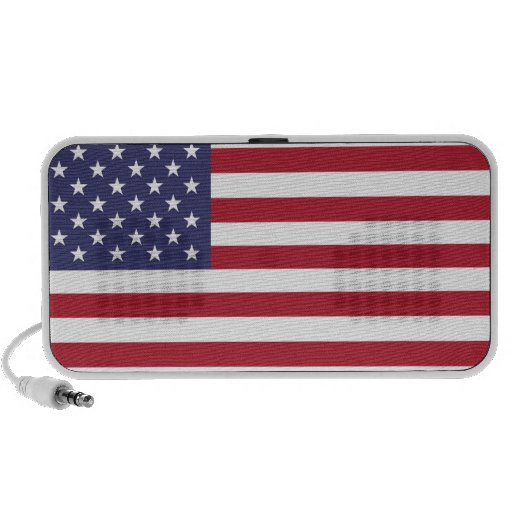 US Flag iPhone Speakers