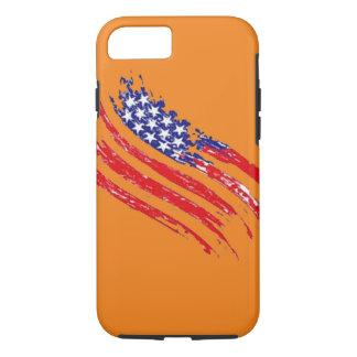 US Flag trending hipster apple iphone-6 hard case