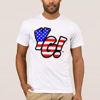 US Flag - YG! T-Shirt