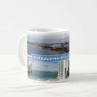 US Florida - Miami - Coffee Mug