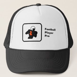 (US) Football Player Pro Trucker Hat