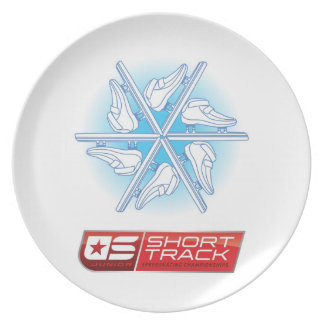 US Jr Short Track Champs Plate