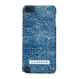 US Map Blueprint iPod Touch 5G Cover