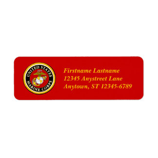 US Marine Official Seal