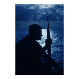 US Marine Poster