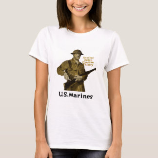 US Marines -- Another Notch Chateau Thierry T-Shirt