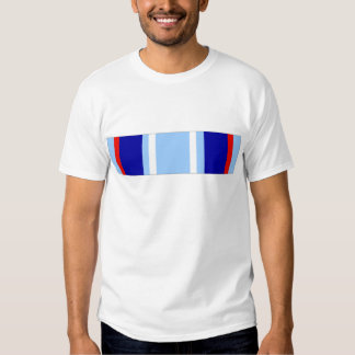 US Military Air and Space Campaign Ribbon Tshirt