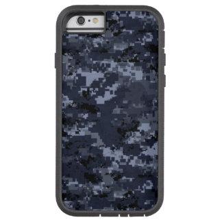 US Military Blue Camo Tough Xtreme iPhone 6 Case