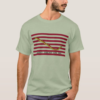 US Naval Jack T-Shirt