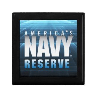US Navy   America's Navy Reserve Keepsake Box