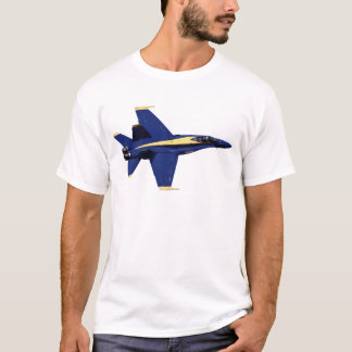 US NAVY/Marines Blue Angels F-15 T-Shirt