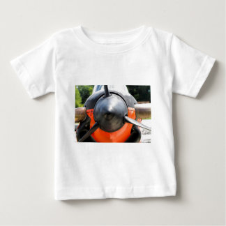 US Navy World War II T-34 Mentor Trainer Aircraft Baby T-Shirt