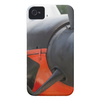 US Navy World War II T-34 Mentor Trainer Aircraft iPhone 4 Cover