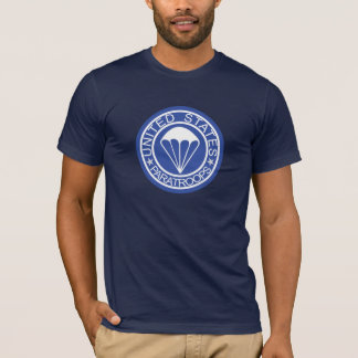 US Paratroops T-shirts