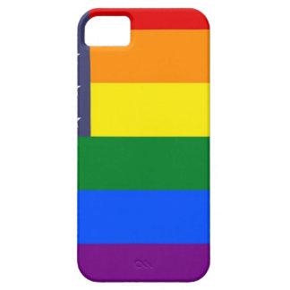 US Rainbow Pride Flag iPhone 5 Case