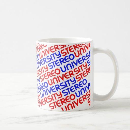 US Red White & Blue Mug