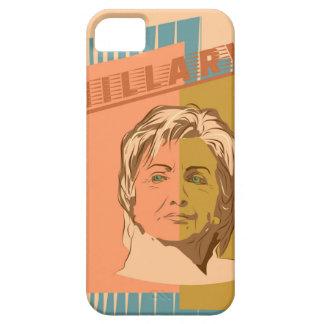 US Senator Hillary Rodham Clinton iPhone 5 Cases