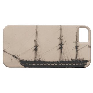 US ship Constitution iPhone 5 Case