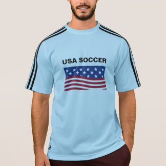 US Soccer Men's Adidas ClimaLite® T-Shirt